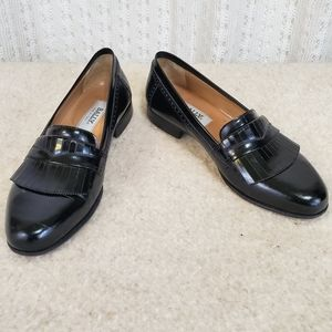 Bally Brandon Kilted Loafers